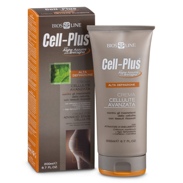 Crema Cellulite Avanzata Cell-Plus