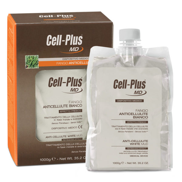 Bios Line Cell Plus MD Fango bianco Anticellulite