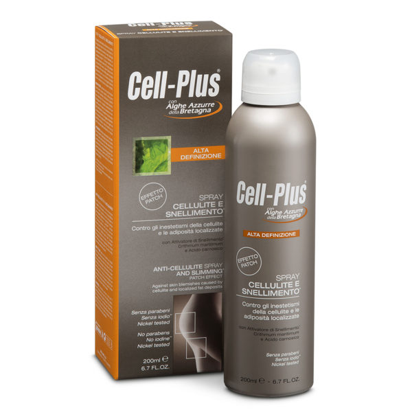 Bios Line Spray Cellulite Snellimento Cell Plus