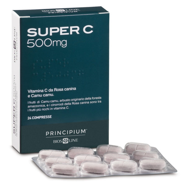 Bios Line Principium Super C 500mg