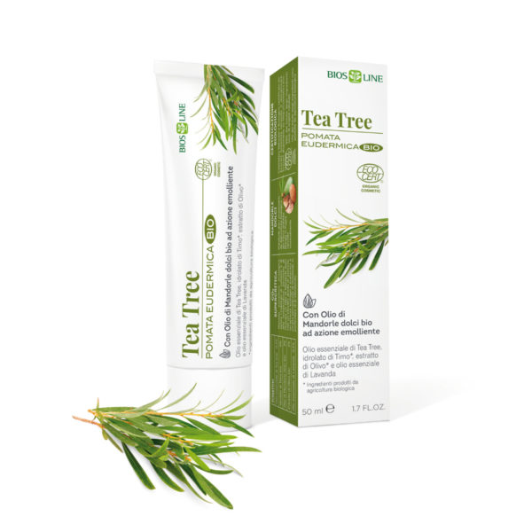 Bios Line Tea Tree Pomata Eudermica Bio