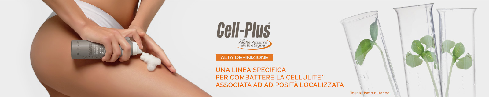 Cell-Plus Mousse Croccante Anti-Cellulite Corpo